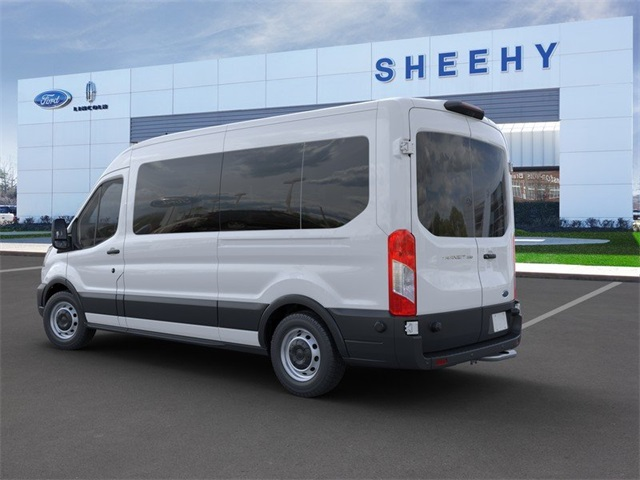 2020 Ford Transit 350 Med Roof RWD, Passenger Wagon #NA30161 - photo 1