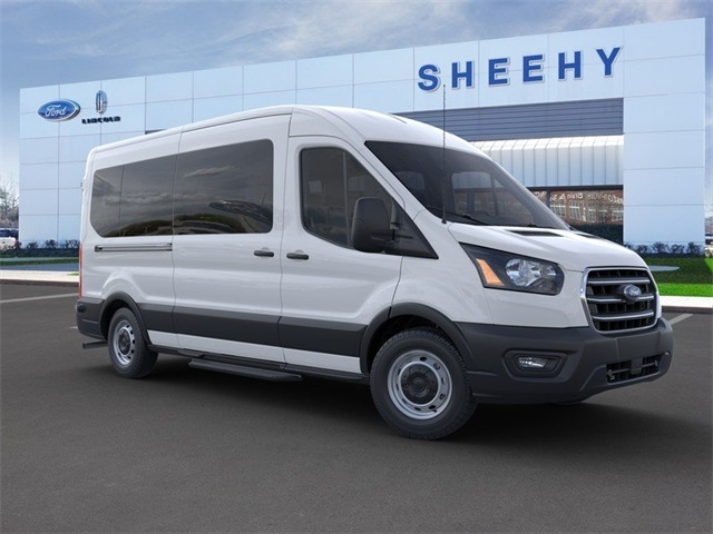 2020 Transit 350 Med Roof RWD, Passenger Wagon #NA30161 - photo 7