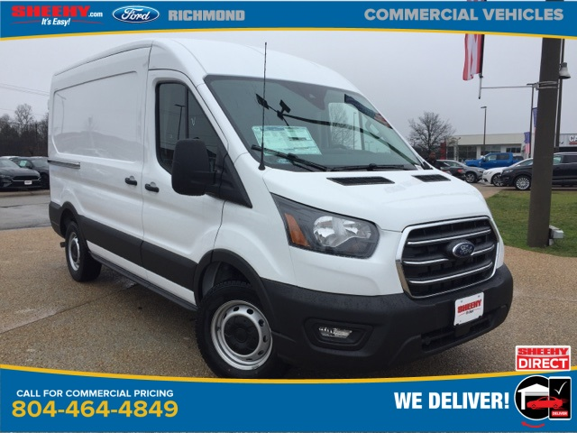 2020 Transit 150 Med Roof RWD, Empty Cargo Van #NA30164 - photo 1