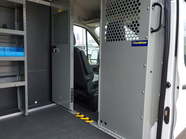 2020 Ford Transit 250 Med Roof RWD, Adrian Steel Commercial Shelving Upfitted Cargo Van #NA30165 - photo 11