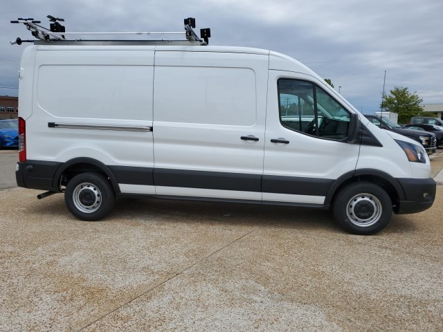 2020 Ford Transit 250 Med Roof RWD, Adrian Steel Commercial Shelving Upfitted Cargo Van #NA30165 - photo 3