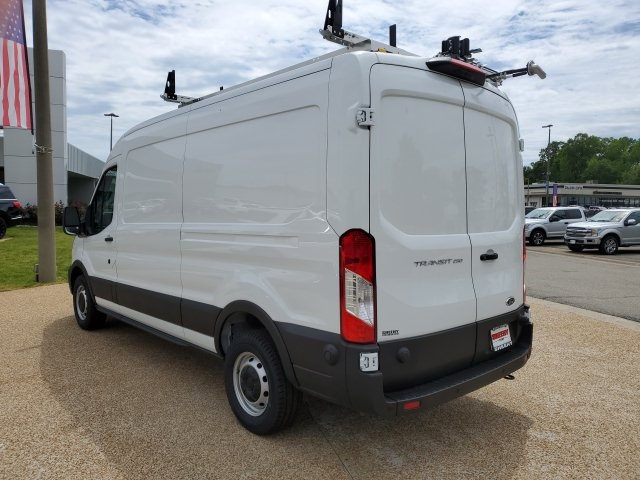 2020 Ford Transit 250 Med Roof RWD, Adrian Steel Commercial Shelving Upfitted Cargo Van #NA30165 - photo 6