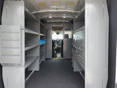 2020 Ford Transit 250 Med Roof RWD, Adrian Steel Commercial Shelving Upfitted Cargo Van #NA30165 - photo 2