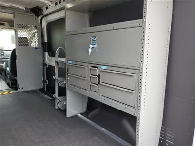 2020 Ford Transit 250 Med Roof RWD, Adrian Steel Commercial Shelving Upfitted Cargo Van #NA30165 - photo 13