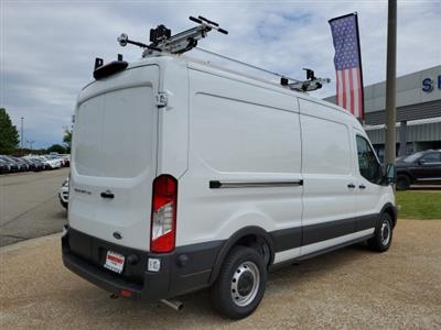 2020 Ford Transit 250 Med Roof RWD, Adrian Steel Commercial Shelving Upfitted Cargo Van #NA30165 - photo 4