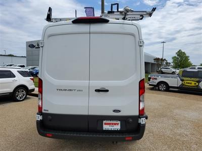 2020 Ford Transit 250 Med Roof RWD, Adrian Steel Commercial Shelving Upfitted Cargo Van #NA30165 - photo 5