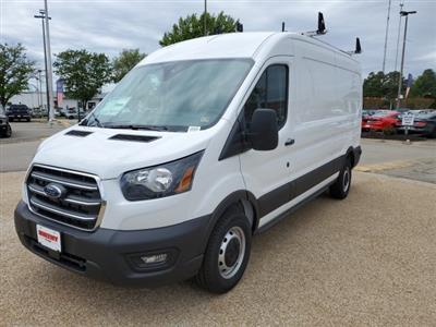 2020 Ford Transit 250 Med Roof RWD, Adrian Steel Commercial Shelving Upfitted Cargo Van #NA30165 - photo 8