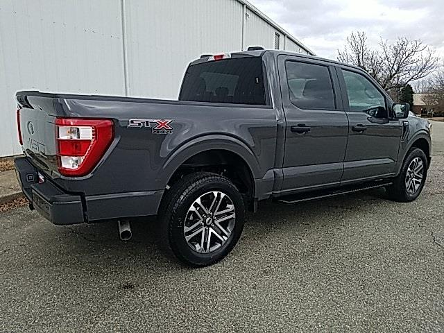 2021 Ford F-150 SuperCrew Cab 4x4, Pickup #NA36753 - photo 2