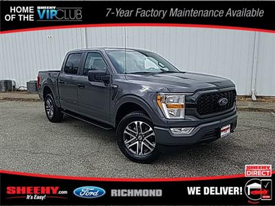 2021 Ford F-150 SuperCrew Cab 4x4, Pickup #NA36753 - photo 1