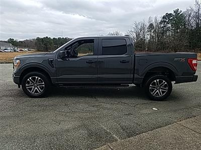 2021 Ford F-150 SuperCrew Cab 4x4, Pickup #NA36753 - photo 5