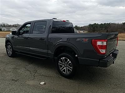 2021 Ford F-150 SuperCrew Cab 4x4, Pickup #NA36753 - photo 6