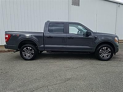 2021 Ford F-150 SuperCrew Cab 4x4, Pickup #NA36753 - photo 8