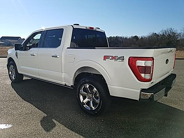 2021 Ford F-150 SuperCrew Cab 4x4, Pickup #NA36810 - photo 6