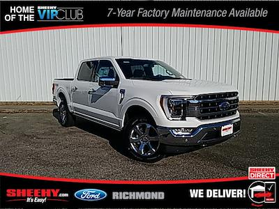 2021 Ford F-150 SuperCrew Cab 4x4, Pickup #NA36810 - photo 1