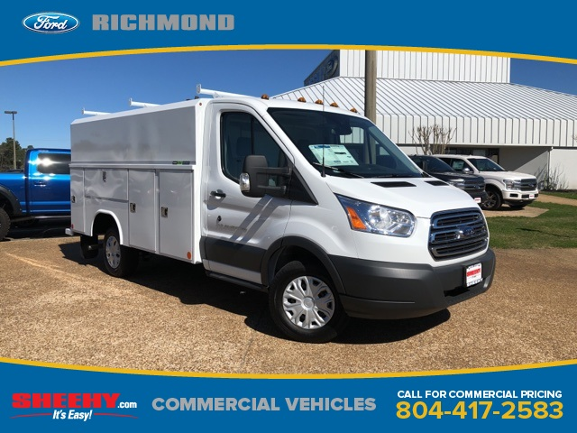 2018 Transit 350,  Reading Aluminum CSV Service Utility Van #NA39604 - photo 3