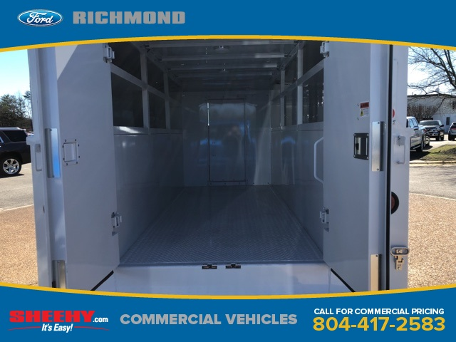 2018 Transit 350,  Reading Aluminum CSV Service Utility Van #NA39604 - photo 11