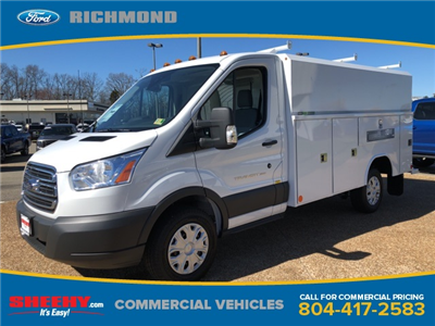 2018 Transit 350,  Reading Aluminum CSV Service Utility Van #NA39604 - photo 1