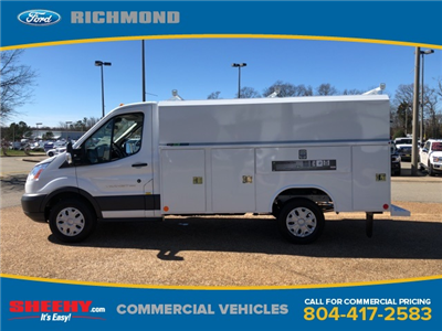 2018 Transit 350,  Reading Aluminum CSV Service Utility Van #NA39604 - photo 6