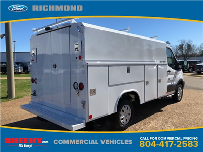 2018 Transit 350,  Reading Aluminum CSV Service Utility Van #NA39604 - photo 4