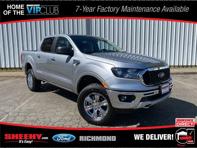 2020 Ford Ranger SuperCrew Cab 4x4, Pickup #NA41205 - photo 1