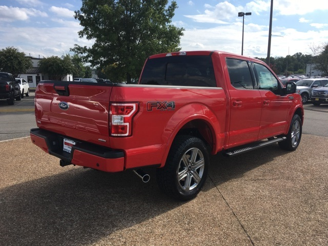2018 F-150 SuperCrew Cab 4x4, Pickup #NA42333 - photo 2
