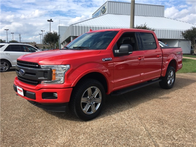 2018 F-150 SuperCrew Cab 4x4,  Pickup #NA42333 - photo 3