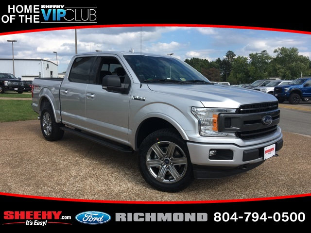 2018 F-150 SuperCrew Cab 4x4,  Pickup #NA42334 - photo 1