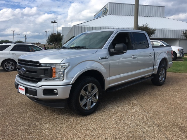 2018 F-150 SuperCrew Cab 4x4,  Pickup #NA42334 - photo 3