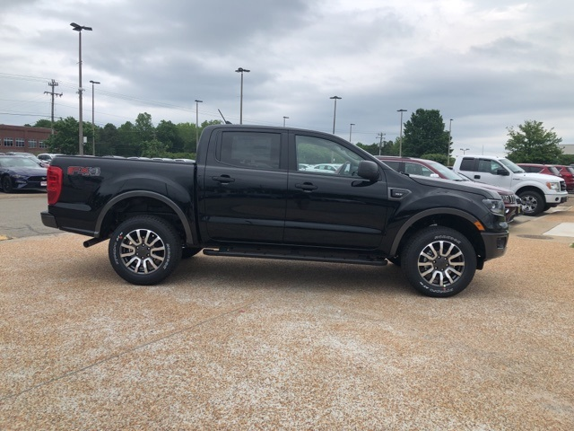 2019 Ranger SuperCrew Cab 4x4,  Pickup #NA42397 - photo 8