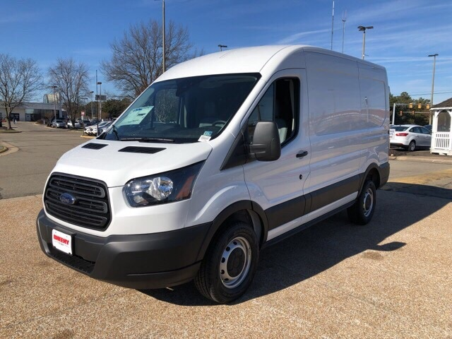2019 Transit 250 Med Roof 4x2,  Empty Cargo Van #NA46139 - photo 3