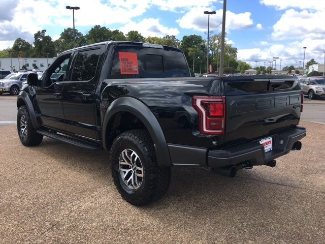 2018 F-150 SuperCrew Cab 4x4, Pickup #NA46680 - photo 6