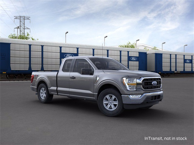 2021 Ford F-150 Super Cab 4x4, Pickup #NA46686 - photo 1