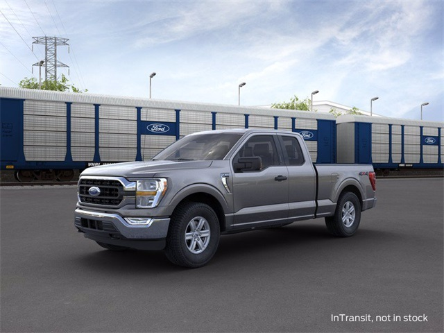 2021 Ford F-150 Super Cab 4x4, Pickup #NA46686 - photo 3