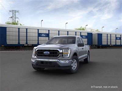2021 Ford F-150 Super Cab 4x4, Pickup #NA46686 - photo 4