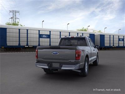 2021 Ford F-150 Super Cab 4x4, Pickup #NA46686 - photo 2