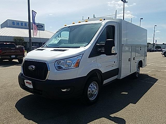 2020 Ford Transit 350 AWD, Knapheide KUV Service Utility Van #NA50857 - photo 4