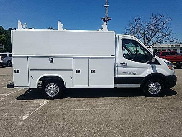 2020 Ford Transit 350 AWD, Knapheide KUV Service Utility Van #NA50857 - photo 8