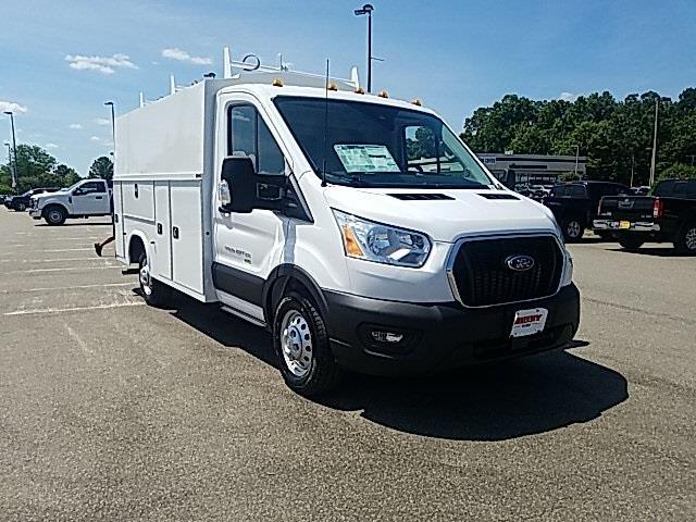 2020 Ford Transit 350 AWD, Knapheide KUV Service Utility Van #NA50857 - photo 9