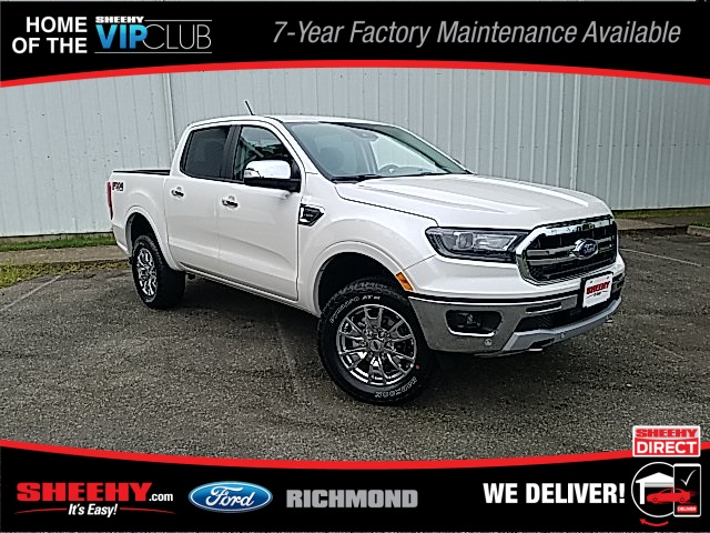 2020 Ford Ranger SuperCrew Cab 4x4, Pickup #NA60914 - photo 1