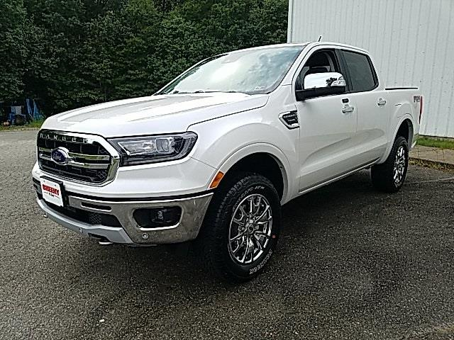 2020 Ford Ranger SuperCrew Cab 4x4, Pickup #NA60914 - photo 4