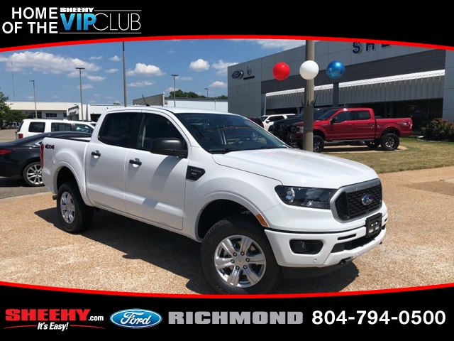 2019 Ranger SuperCrew Cab 4x4,  Pickup #NA63687 - photo 1