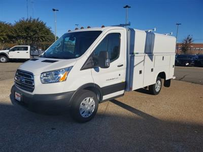2019 Transit 350 4x2, Reading Aluminum CSV Service Utility Van #NA67078 - photo 5