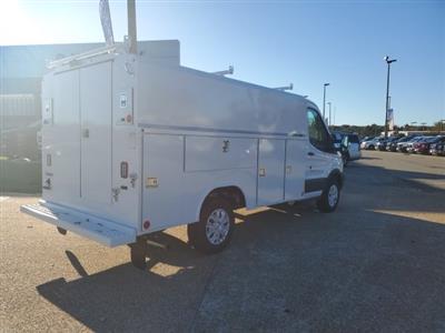 2019 Transit 350 4x2, Reading Aluminum CSV Service Utility Van #NA67078 - photo 2