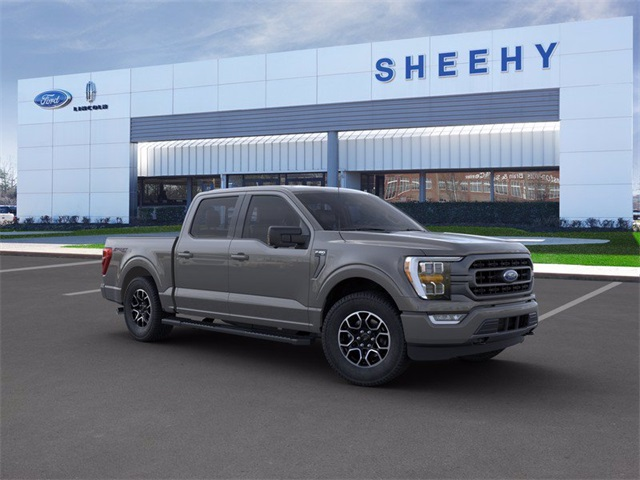 2021 Ford F-150 SuperCrew Cab 4x4, Pickup #NA67109 - photo 1