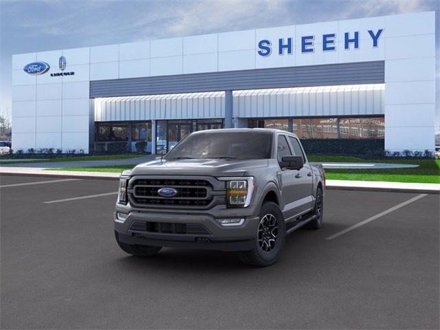 2021 Ford F-150 SuperCrew Cab 4x4, Pickup #NA67109 - photo 4
