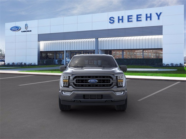 2021 Ford F-150 SuperCrew Cab 4x4, Pickup #NA67109 - photo 8
