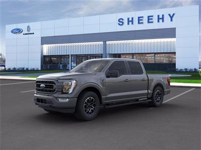 2021 Ford F-150 SuperCrew Cab 4x4, Pickup #NA67109 - photo 3