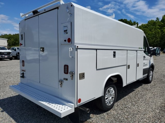 2019 Transit 350 4x2, Reading Aluminum CSV Service Utility Van #NA68006 - photo 2
