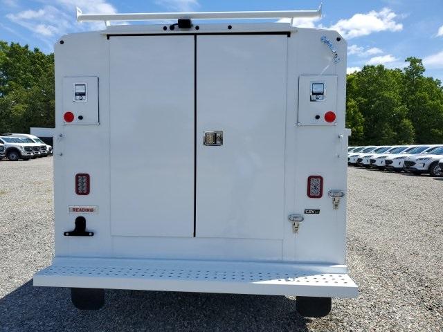 2019 Transit 350 4x2, Reading Aluminum CSV Service Utility Van #NA68006 - photo 4