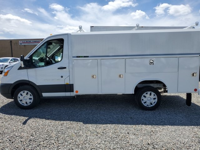 2019 Transit 350 4x2, Reading Aluminum CSV Service Utility Van #NA68006 - photo 6